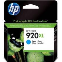 Картридж HP для Officejet 6500 HP 920XL Cyan (CD972AE) повышенной емкости
