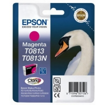 Картридж Epson для Stylus Photo R270/T50/TX650 Magenta (C13T11134A10) підвищеної ємності