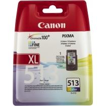 Картридж Canon для Pixma MP230/MP250/MP270 CL-513C Color (2971B007) повышенной емкости