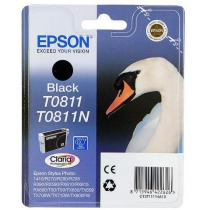 Картридж Epson для Stylus Photo R270/T50/TX650 Black (C13T11114A10) підвищеної ємності