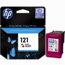 Картридж HP для DJ D2563/F4283 HP 121 Color (CC643HE)