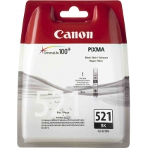 Картридж Canon для Pixma iP4700/MP560/MP640 CLI-521B Black (2933B004)