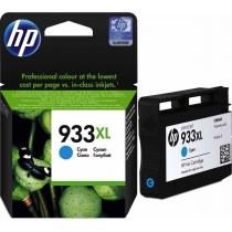Оригинальный струйный картридж HP для Officejet 6700 Premium, HP 933XL Cyan (CN054AE), увеличенной е