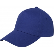 Кепка 5-и панельная OPTIMA PROMO POLO, синяя