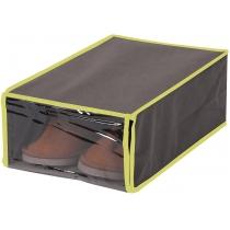 Коробка для хранения обуви 22 х 35 х 12 см Мой Дом
