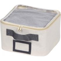 Коробка для хранения вещей Nature 30 х 30 х 18 см Мой Дом