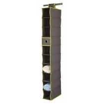 Полка-органайзер МД з висувним ящиком 15 х 30 х 128 см