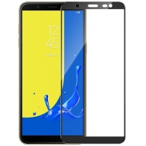 Защитное стекло T-PHOX Glass Screen (CP+ FG) for Samsung J8 2018/J810 Black