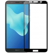 Защитное стекло T-PHOX Glass Screen (CP+ FG) For Huawei Y5 2018 Black