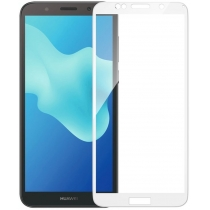 Защитное стекло T-PHOX Glass Screen (CP+ FG) For Huawei Y5 2018 White