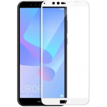 Защитное стекло T-PHOX Glass Screen (CP+ FG) For Huawei Y6 2018 Prime White