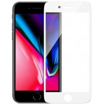 Защитное стекло T-PHOX Glass Screen (5D FG) For iPhone 7/8 White