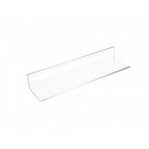 Полка акриловая для стеклянных досок