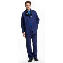 Костюм Х/Б с усилением «Диагональ» куртка+брюки с усилением, р. XL (56-58), рост 170-176 см, синий