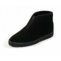 Обувь, бурки мужские, штучне хутро, р. 40, цвет черный