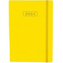 Ежедневник датированный 2020, NAMIB, желтый, А5