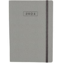 Ежедневник датированный 2020 , VIVELLA , серый, А5