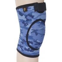 Бандаж для коленного сустава и связок, закрыт ARMOR ARK2106 размер S, синий