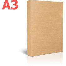 Бумага крафтовая А3 70 г/м2, 100 л., Magnat Color