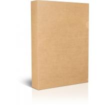 Бумага крафтовая А4 70 г/м2, 100 л., Magnat Color