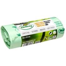 Биопакеты 30 л, 20шт, 50х52 см