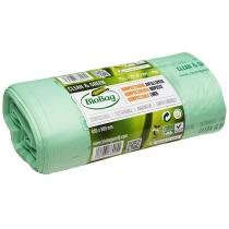 Биопакеты 75 л, 20 шт, 65 * 90 см