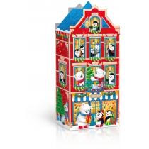 Новогодний подарок Сказочные домики ВКФ 600г, Roshen №11