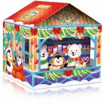 Новогодний подарок Рождественская ярмарка ВКФ 496г, Roshen №10