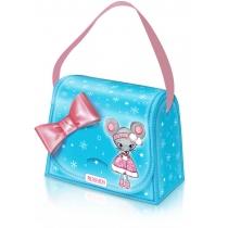 Новогодний подарок Новогодняя сумочка ВКФ 320г, Roshen №4
