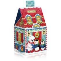 Новогодний подарок Сладкий домик ВКФ 248г, Roshen №1