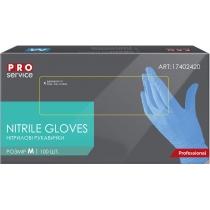 Перчатки нитрил PRO Standart М 100 шт / уп SHB