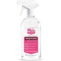 Средство для дезинфекции поверхностей с распылителем МЕДИОЦИД 0,5 л (28 шт / ящ)