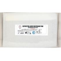 Салфетки для обр. ран стерильные (противоожоговая повязка), 40х60см, №2, н/м