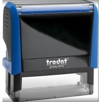 Оснастка для штампа TRODAT 4915 Р4, синяя