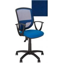 Кресло BETTA GTP P OH/5 C-14, Ткань CAGLIARI, синий, Пласт База