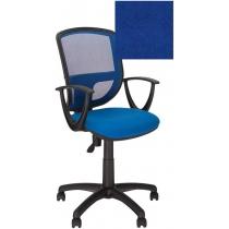 Кресло BETTA GTP P OH/5 C-6, Ткань CAGLIARI, синий, Пласт База