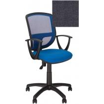 Кресло BETTA GTP P OH/5 C-73, Ткань CAGLIARI, серый, Пласт База