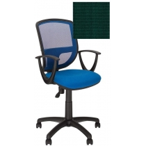 Кресло BETTA GTP P OH/5 C-32, Ткань CAGLIARI, зеленый, Пласт База