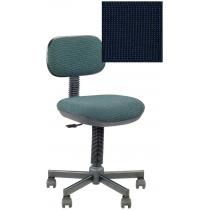 Кресло LOGICA GTS C-27, Ткань CAGLIARI, синий, Метал база