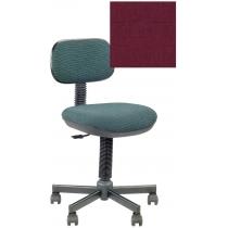 Кресло LOGICA GTS C-29, Ткань CAGLIARI, бордовый, Метал база