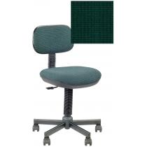 Кресло LOGICA GTS C-32, Ткань CAGLIARI, зеленый, Метал база