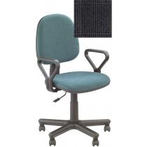 Кресло REGAL GTP NEW C-26, Ткань CAGLIARI, серый, Метал база с пласт наклад