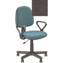 Кресло REGAL GTP NEW C-38, Ткань CAGLIARI, серый, Метал база с пласт наклад