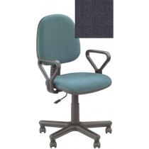 Кресло REGAL GTP NEW C-73, Ткань CAGLIARI, серый, Метал база с пласт наклад