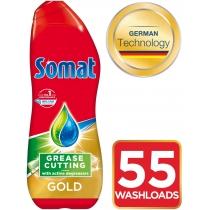 Гель для мытья посуды в посудомоечной машине Somat Gold Анти-Жир 540 мл