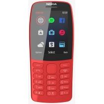 Мобильный телефон NOKIA 210 Dual SIM (red) TA-1139