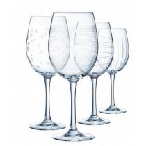 Бокал ECLAT ILLUMINATION /НАБОР/4X470 мл д/красн.вина