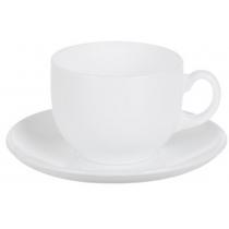 Сервиз LUMINARC ESSENCE WHITE /6х90 мл д/кофе