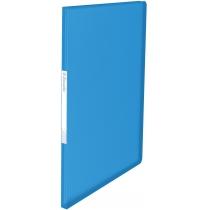 Папка с файлами Esselte Vivida, 20 файлов, синяя