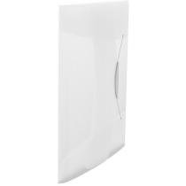 Папка на резинке Esselte Vivida PP, 150 листов, белая